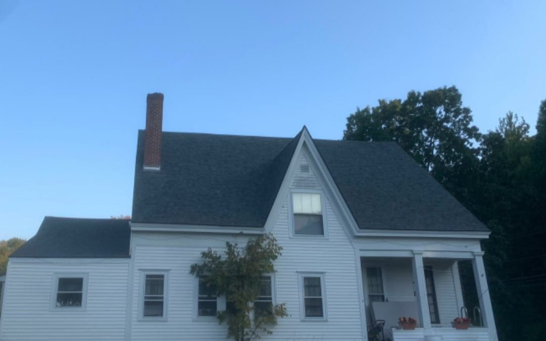 Roofing in Newmarket NH