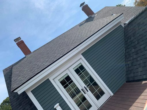 Residential Roofing in Rye NH