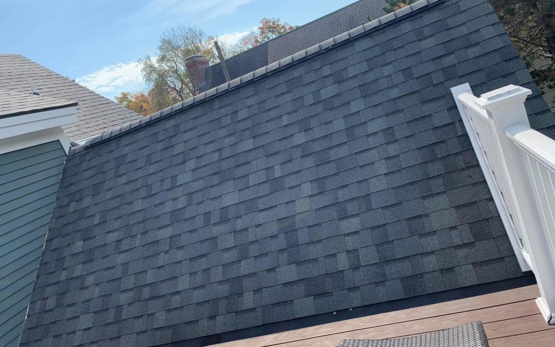 Should you contact a roofing professional to inspect your roof?