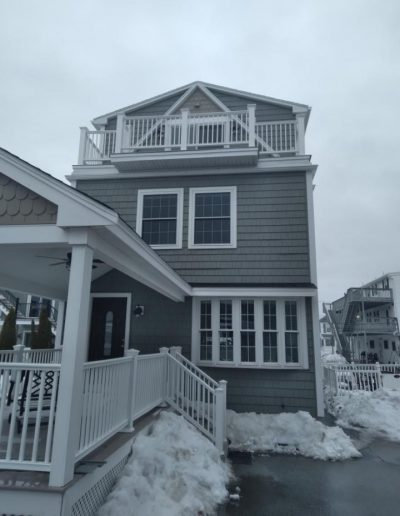 Best Deck Installation in Seabrook Beach by Seacoast Roofing