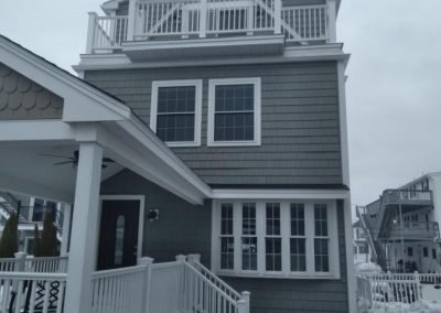 Roof and Deck Installation in Seabrook Beach