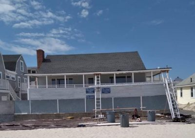 Roof and Deck Installation in Hampton Beach