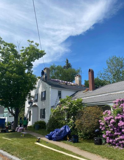commercial roofing in hampton falls