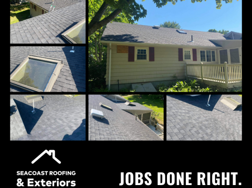 Residential Roofing in York Maine