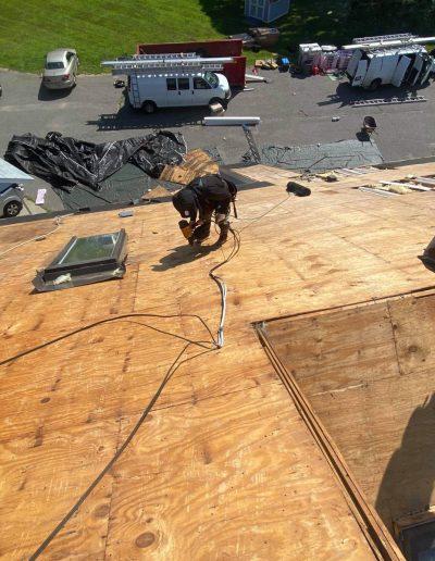 Best Condo Roofing @ Esker Condos in Hampton NH