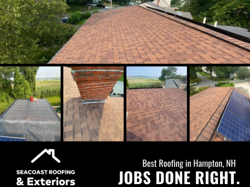 Residential Roofing in Hampton, NH