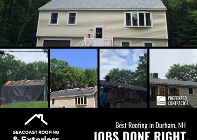 Best Roofing in Durham NH