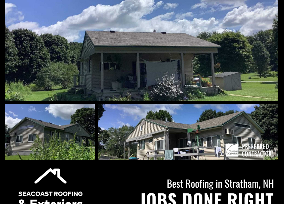Best Roofing in Stratham NH