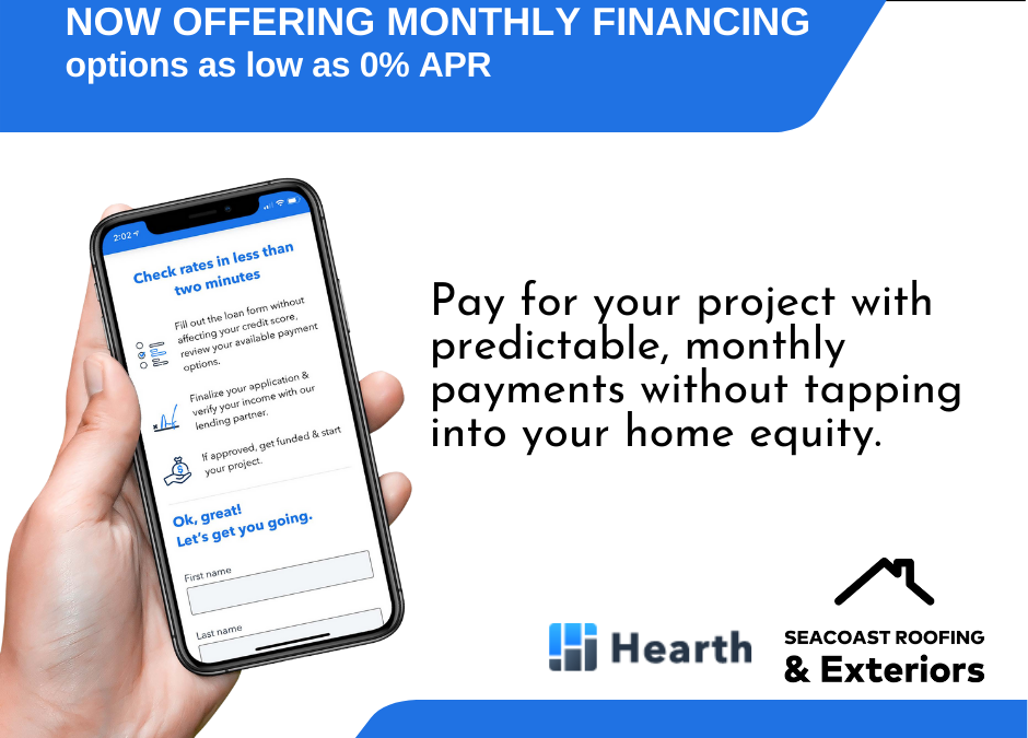 Get Predictable Monthly Payments