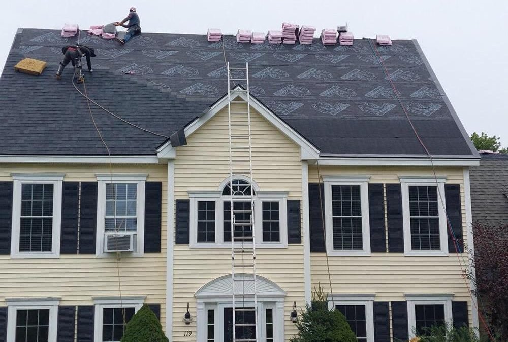 Residential Roofing in Stratham NH