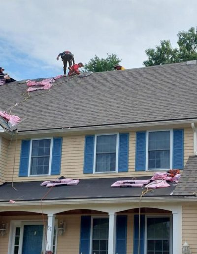 roof install in seabrook jobs done right
