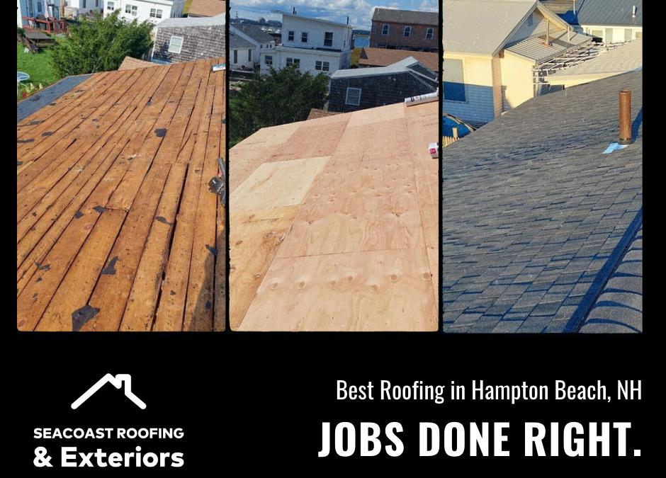 Best Roof Installation in Hampton Beach