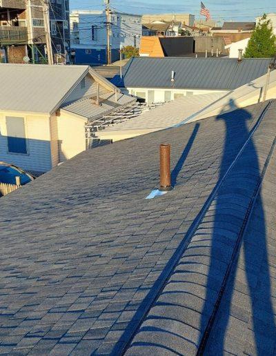Roof Install in Hampton Beach